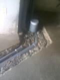 四国中央市具定町にて下水切替え工事水洗トイレ工事
