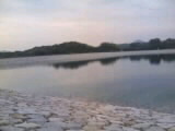 三豊市 宝山湖