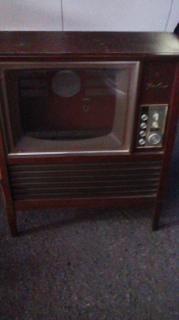今では珍しいテレビ