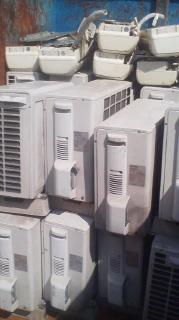 故障したり買い替えで不用になったエアコン買い取ります