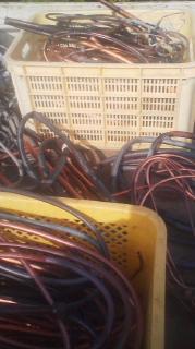 銅・真鍮・電線・小口から買います