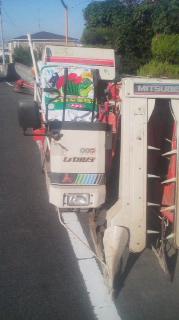 トラクター・コンバイン・管理機など農機の出張買取・無料回収してます
