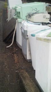 四国中央市周辺で洗濯機・乾燥機を出張無料回収