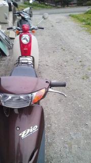 四国中央市周辺で一昔前の原付バイク・スクーター等引き取り