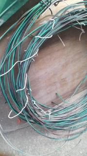 色々な電線を出張買取・無料回収します
