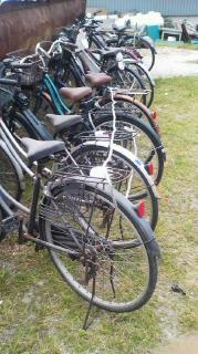 四国中央市で壊れたり古い不用な自転車を無料引取(無料出張可能)