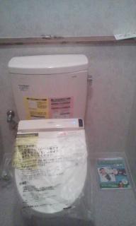 介護保険住宅改修 和式から洋式トイレに