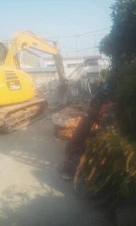 RC造住宅解体